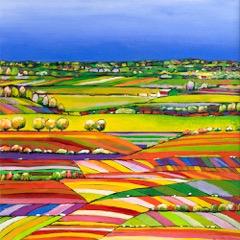 'Quilted Landscape'